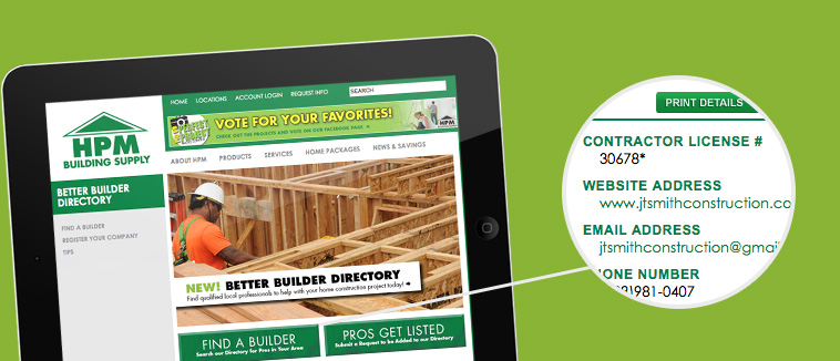 Member of the HPM Hawaii Better Builder Directory | Hawaii